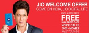 Jio acquires 1.6 crore users in 26 days